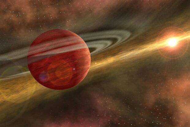 کشف سیاره گازی جوان در فاصله 300 سال نوری از زمین