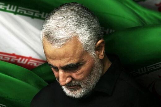 فرمانده قرارگاه حضرت زینب در سوریه: نیرو های ناشناخته ای از جبهه های نامعلوم انتقام حاج قاسم را می گیرند