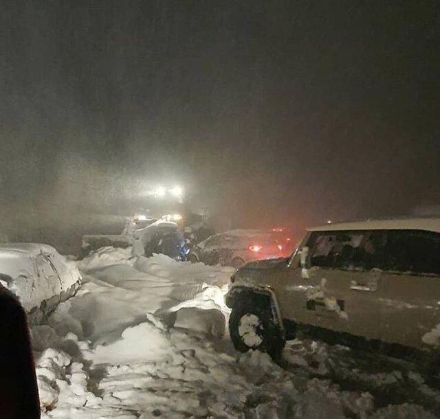 باز شدن همه راه های گیلان، برف و باران در انتظار کدام جاده هاست