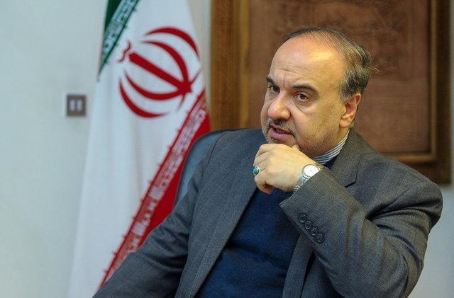 سلطانی فر به عنوان وزیر پیشنهادی ورزش به مجلس معرفی گردید
