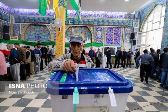 مشارکت 43 درصدی مردم خوزستان در انتخابات مجلس یازدهم