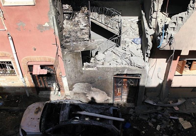 لیبی، کشته شدن اعضای یک خانواده در طرابلس در حمله پهپادی