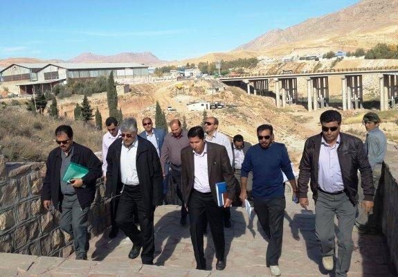 قدیمی ترین ورودی شیراز احیاء می گردد