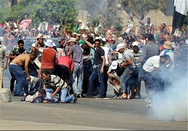 کشته شدن34 نفر در اطراف ساختمان گارد ریاست جمهوری مصر