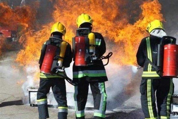 23 مورد عملیات اطفاء حریق در اسد آباد