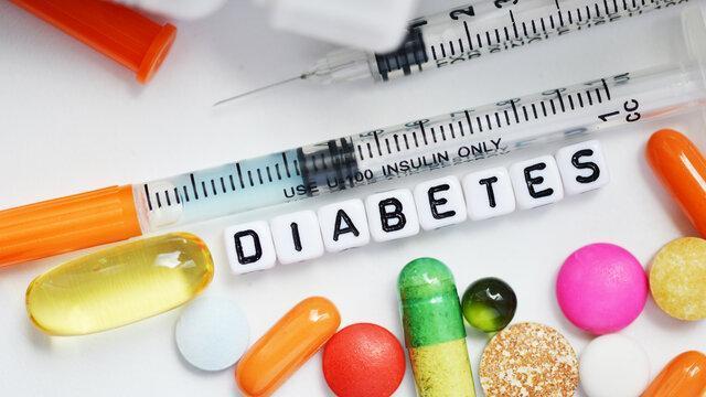 همه پژوهش های درمان و کنترل دیابت در سالی که گذشت