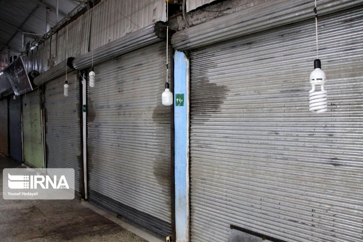خبرنگاران اصناف غیرضروری شهرستان دماوند تا 15 فروردین تعطیل شد