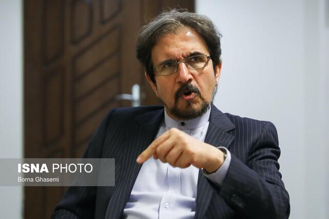 ابراز همدردی سفیر ایران با بازماندگان قربانیان کرونا در فرانسه