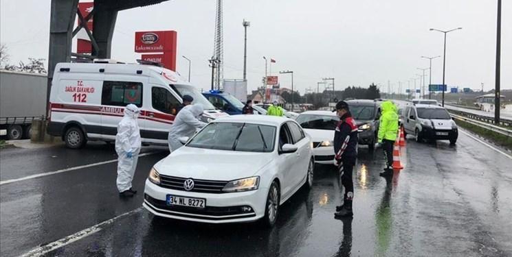 مبتلایان به کرونا در ترکیه به 9217 نفر رسید