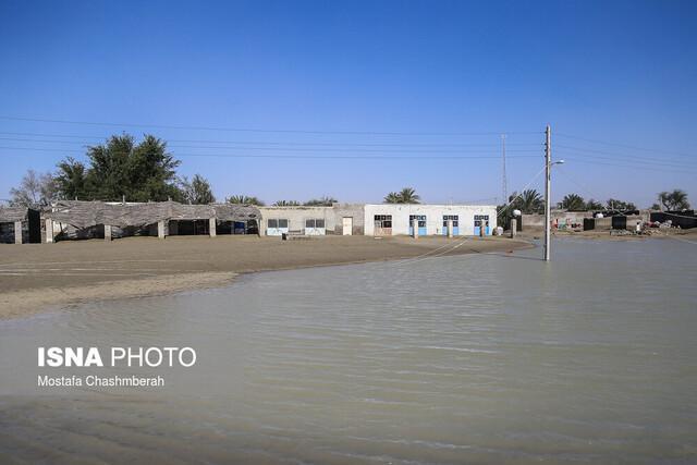 جان باختن چهار تن در سیلاب طی 24 ساعت گذشته
