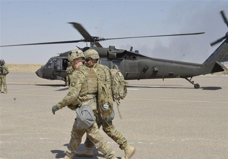 محل استقرار نیروهای آمریکایی پس از خروج از پایگاههای خود در عراق کجاست؟