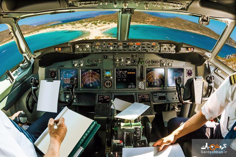 چرا باید در هواپیما موبایل را در حالت پرواز قرار داد؟
