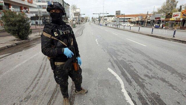 منع آمد و شد 48 ساعته در کردستان عراق