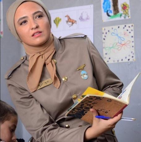 عکس جدید گلاره عباسی در اینستاگرام