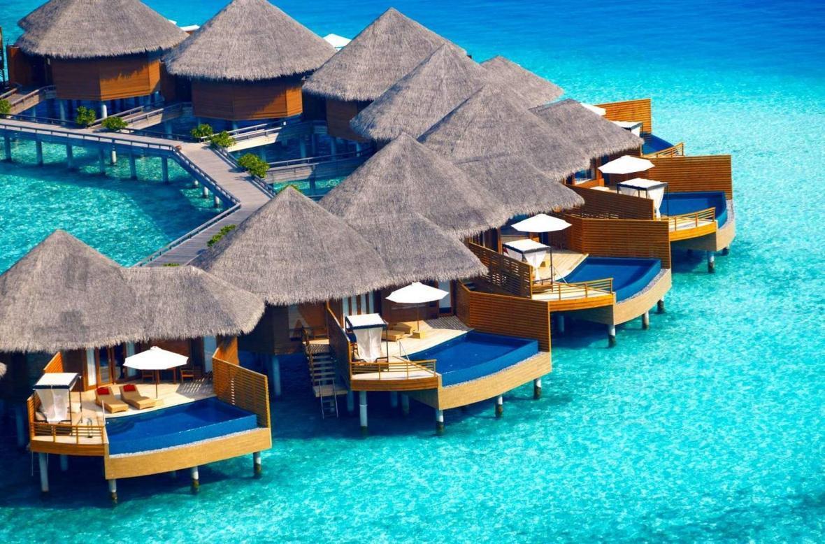 برترین هتل های 5 ستاره مالدیو