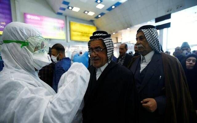 شیوع کرونا در بعضی کشورهای عربی افزایش یافت