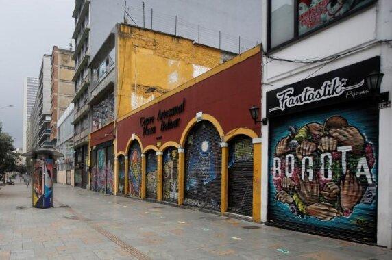 تمدید دو هفته ای قرنطینه در کلمبیا