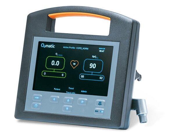روبات اکسیژن رسان به کمک بیماران کرونایی می آید