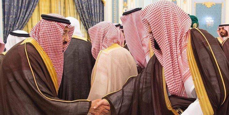 آمار سه رقمی ابتلای خاندان سلطنتی آل سعود به کرونا ، پادشاه و ولیعهد در قرنطینه