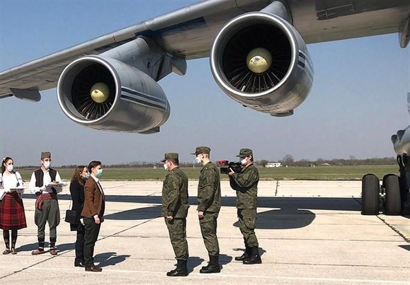 ارسال یاری های پزشکی روسیه به بوسنی و هرزگوین