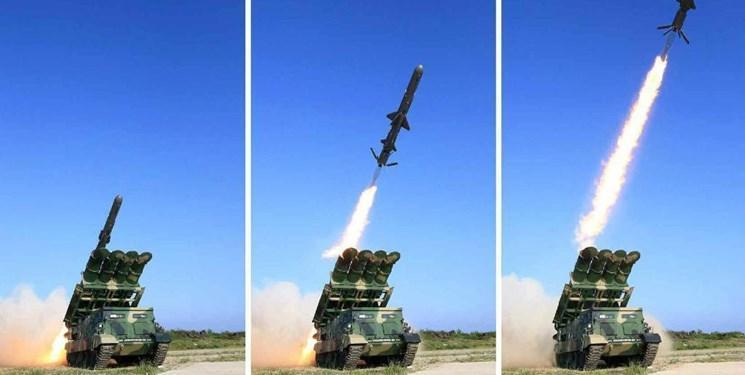 یونهاپ: کره شمالی موشک کروز ضد کشتی شلیک کرد