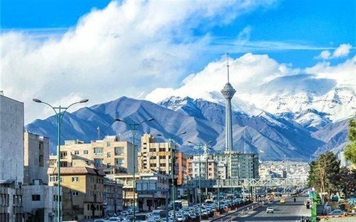 مهمترین جریان هوای تهران از کجا سرچشمه می گیرد؟