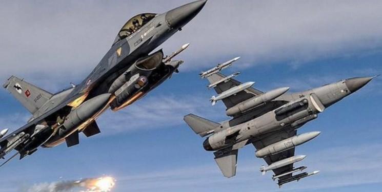 تداوم تقابل ترکیه یونان؛ پرواز جنگنده های اف-16 ترکیه بر فراز جزایر یونان