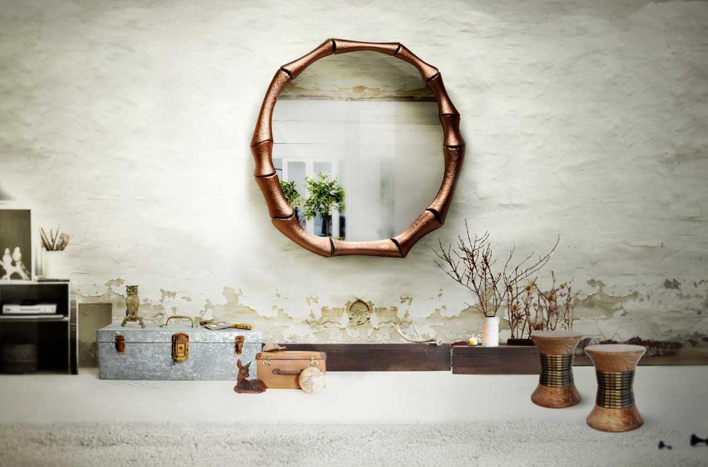 15 روش زیبا و امروزی برای تزیین خانه با آینه