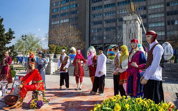 برگزاری تورهای تهران گردی نوروز 98 توسط شهرداری