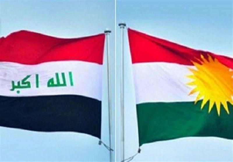 سفر یک هیات بلندپایه اقلیم کردستان عراق به بغداد