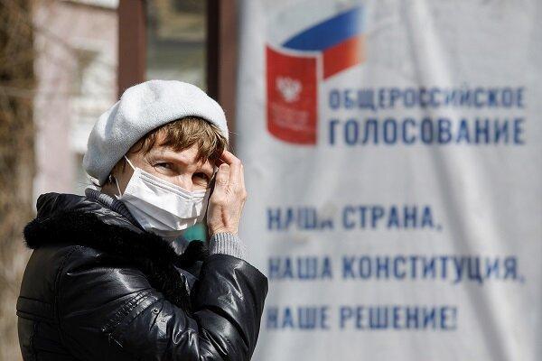 فرایند ابتلا به کرونا در روسیه همچنان صعودی است