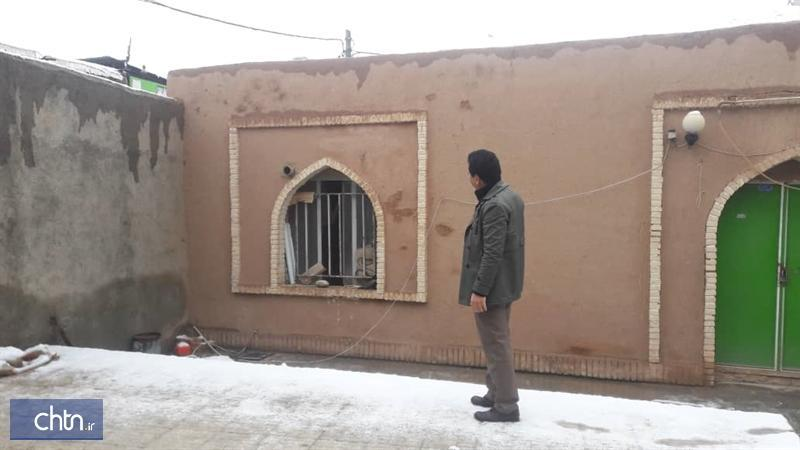 حفاظت از مسجد تاریخی نجم آباد البرز برعهده اداره اوقاف و امور خیریه است