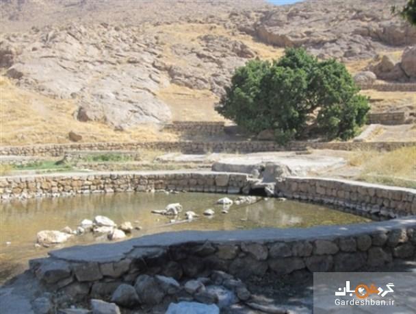 تپه سراب گلویج از زیباترین اماکن گردشگری کرمانشاه، عکس