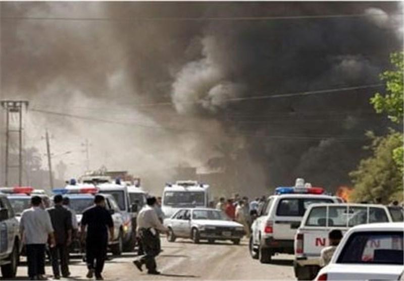 6 کشته و 22 زخمی در انفجار خودروی بمبگذاری شده در کاظمین عراق