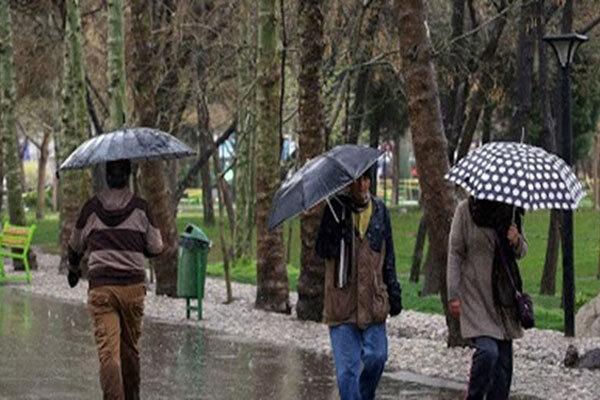 ورود سامانه بارشی جدید به آذربایجان شرقی