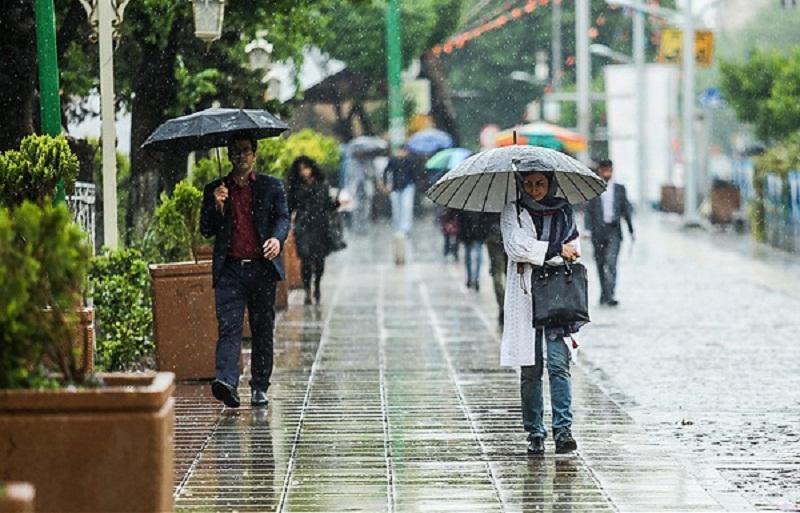 پیش بینی آخرین شرایط جوی در کشور ، ورود سامانه بارشی از 10 اردیبهشت ماه