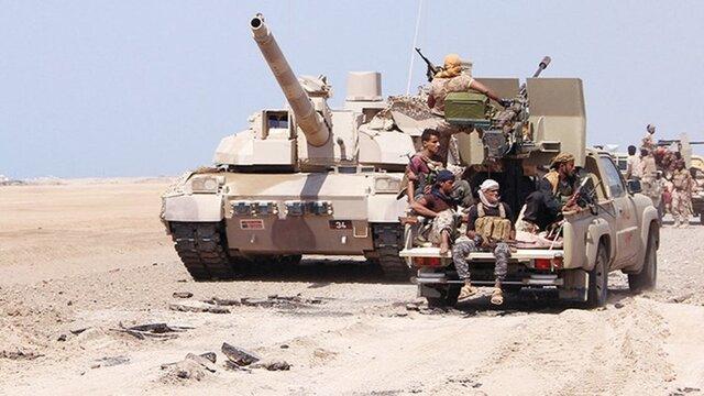 تسلط ارتش یمن بر اردوگاه اللبنات، نقض آتش بس توسط ائتلاف متجاوز عربی