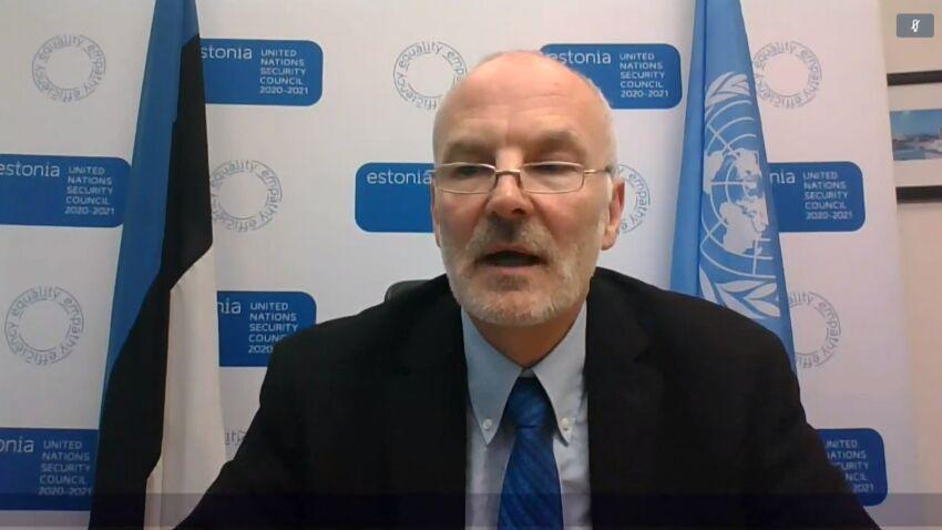 خبرنگاران شورای امنیت نشستی درباره تمدید ممنوعیت تسلیحاتی ایران ندارد
