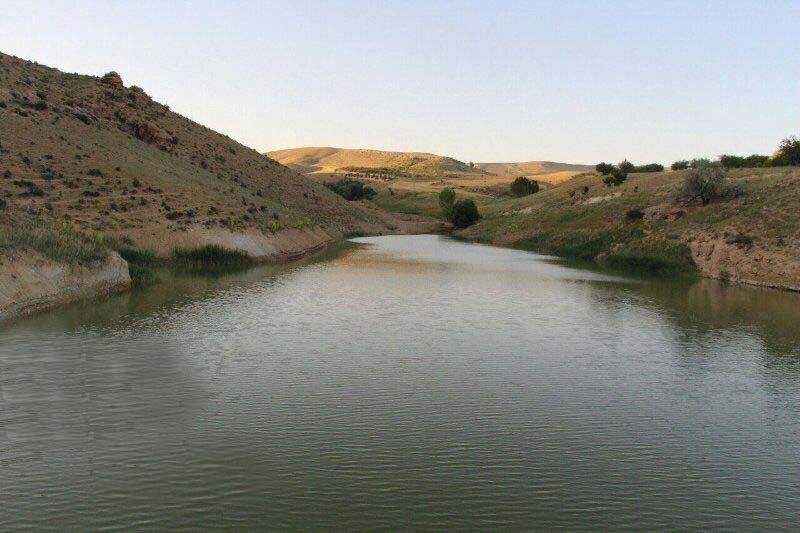 حجم آب سطحی پشت سدهای کردستان 5 درصد کاهش یافت