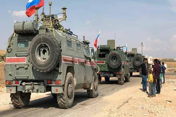 نظامیان روس مانع ورود تروریستهای آمریکایی به شهر قامشلی شدند