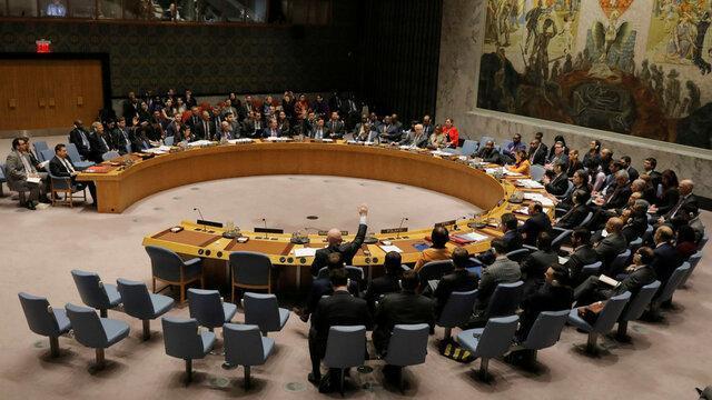 پیش نویس قطعنامه توقف درگیری های جهانی در شورای امنیت ارائه شد