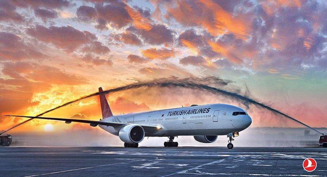 برقرای دوباره پروازهای هواپیمایی ترکیش