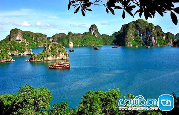 معرفی شماری از رمانتیک ترین مناطق جنوب شرقی آسیا