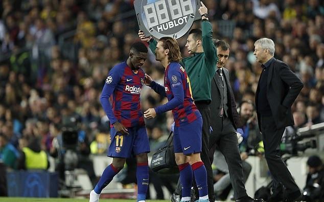 پاسخ محکم ستاره بارسلونا به درخواست کلوپ