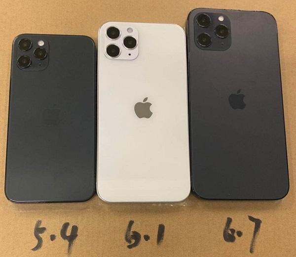 تصاویر ماکت آیفون 12 منتشر شد؛ دوربین اصلی سه گانه و طراحی شبیه آیپد پرو