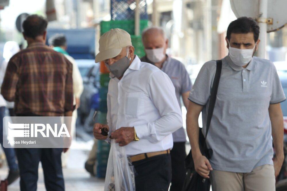 خبرنگاران ورود بدون ماسک به مطب پزشکان کرمانشاه ممنوع شد