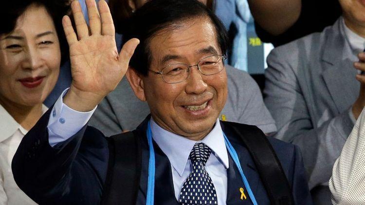 شهردار سئول ناپدید شد