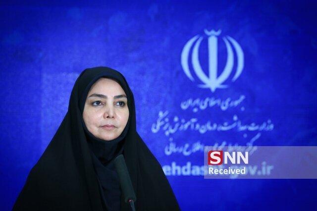 آخرین آمار از کووید 19 در ایران، شناسایی 2397 بیمار جدید کرونا در کشور