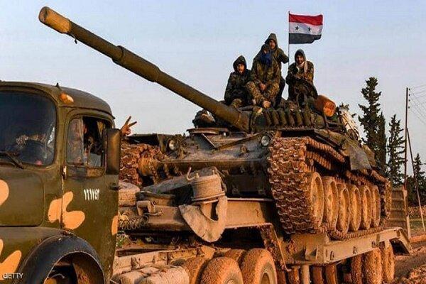 یورش تروریست های تکفیری به حومه ادلب ناکام ماند