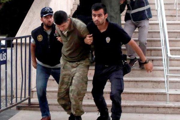 18 نفر به اتهام ارتباط با عوامل کودتای 2016 در ترکیه بازداشت شدند